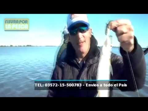 Pesca de Pejerrey - Laguna