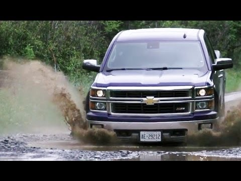2014 Chevy Silverado: First drive in Newfoundland