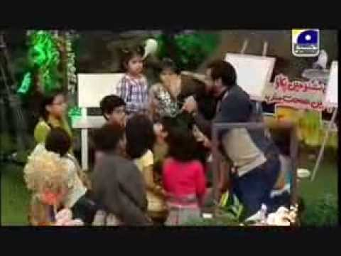 Tera Pakistan Hai Ye Mera Pakistan Hai By Amir Liaquat On Inaam...