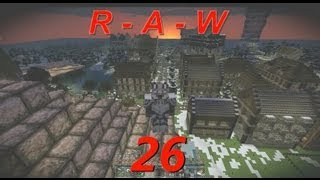 The Wolf Den - OneWolfe goes RAW #26 - How to Fall Off Ladders