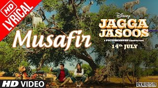 download lagu Musafir - Jagga Jasoos  Full Song With  gratis