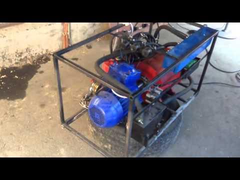 Free Energy May 2016 Kapanadze Motor Generator