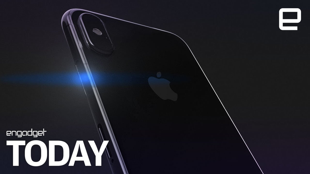 The iPhone 8 might be able to read your facial expression | Engadget Today