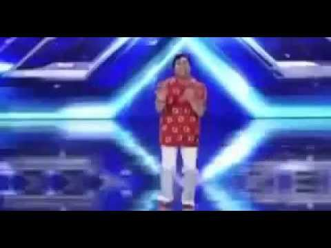 FUNNY ARAB ON BRITAIN S GOT TALENT! MUST WATCH!!‬‏