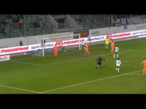 FC St.Gallen - Grasshopper Club Zürich