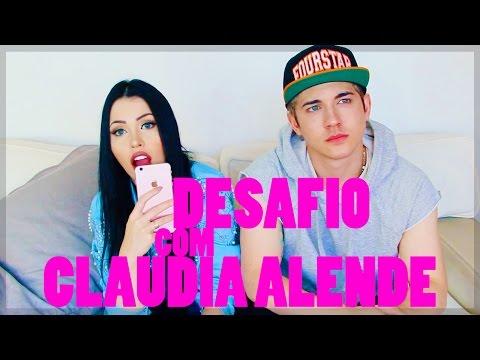 DESAFIO COM CLAUDIA ALENDE