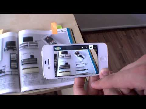IKEA 2013 Katalog mit Augmented Reality [GERMAN]