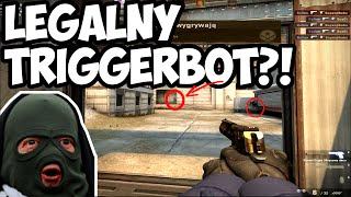 LEGALNY TRIGGERBOT?! - CS:GO FUNNY MOMENTS