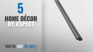 Top 10 Home Décor By Aspect [ Winter 2018 ]: Aspect - 24 in Matte Grey Peel and Stick Decorative