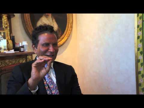 Marissa Montgomery meets cosmetic surgeon Dr Raj Kanodia