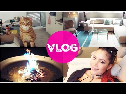 Neues Sofa shoppen, DIY Wanddeko & Regenbogen Feuer | Follow my Weekend