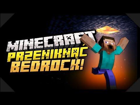 Minecraft: Jak Przeniknąć Bedrock Oraz Każdy Inny Blok