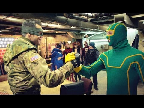 'Kick-Ass 2' Crew Talk Jim Carrey Anti-Violence Stance