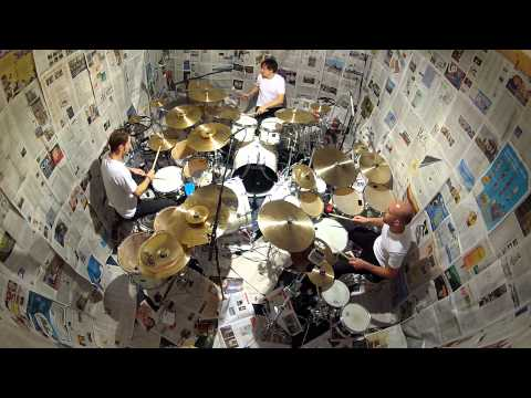 Playmobeat Drum Trio - Press Roll (Schlagzeilen 2013 - January) klip izle