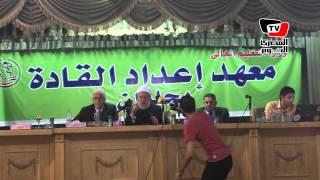 على جمعة: محمد عبد الوهاب كان يشكو من وسط عمله