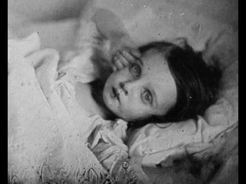 Они не скажут вам «Cheese!» Пост-мортем - феномен посмертной фотографии. Жуткая мода XIX века.
