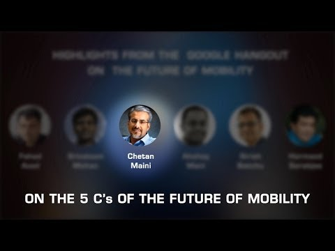 Chetan Maini, CEO, Mahindra Reva