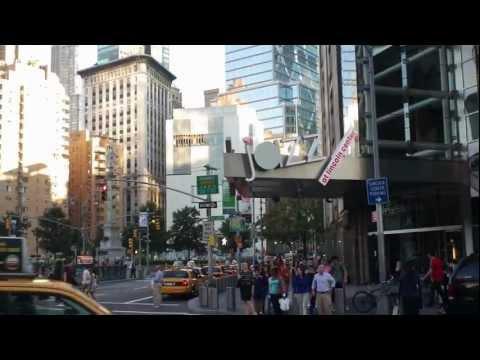Жизнь в сша прогулка по нью йорку