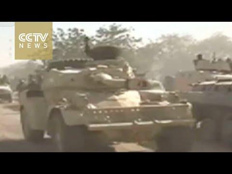 Chad army says hundreds of Boko Haram militants killed