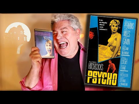 STEVE HAYES: Tired Old Queen at the Movies - PSYCHO