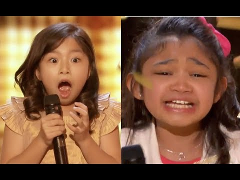 Top 3 Kids Golden Buzzers - Unbelievable Talents - America's Got Talent 2017
