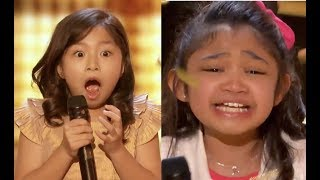 Top 3 Kids Golden Buzzers - Unbelievable Talents - America