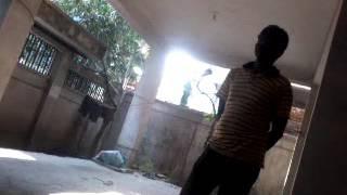 deshi kajer bua fight with labour....