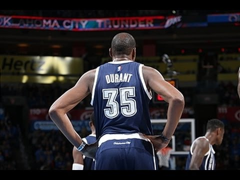 Kevin Durant Scores Season-HIgh 44 Points in Return