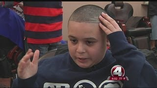 Parents outraged after middle school counselor shaves student