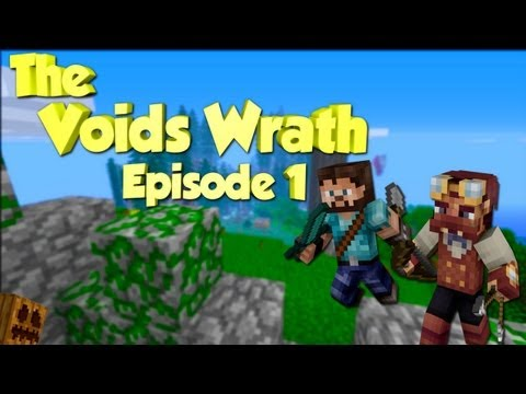 Minecraft: Voids Wrath Episode 1 Season Premiere