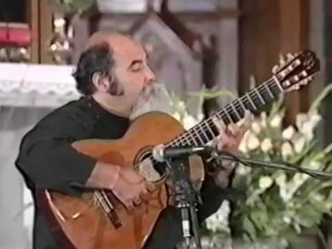 Juanjo Dominguez - Guitarrista - ave maria