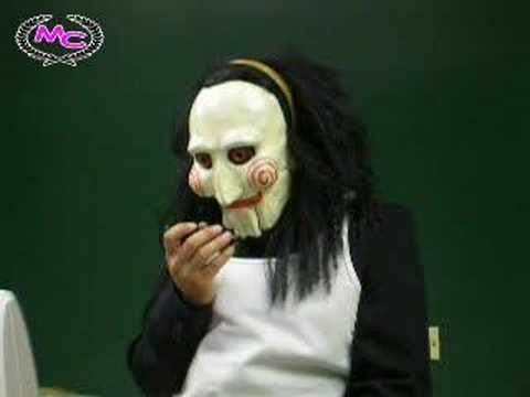 JIGSAW Killer Scary Short Film! - YouTube