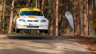 Rallye Südliche Weinstraße 2017 | Jumps, crash & pure sound