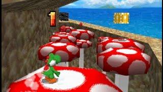 """Super Mario 64 DS - Episode 30 """"Fall, Fall Mountain"""""""