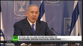 Scott Ritter and Chris Hedges on Israel big footing US