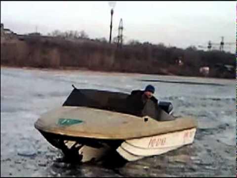 лодки тримараны ссср