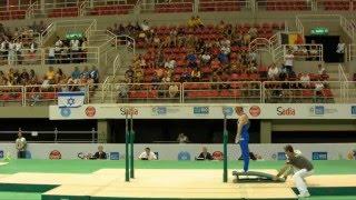 Rio de Janeiro - Test Event: Matteo Morandi / Parallele (qualifiche)