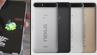 Google Nexus 6P Soft Reset | Hard Reset | Original Factory Settings