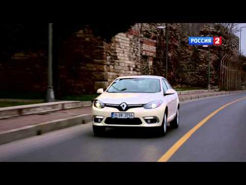 Тест-драйв Renault Fluence 2013