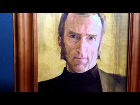 Think Geek's Portal 2: Cave Johnson Talking Portrait Review