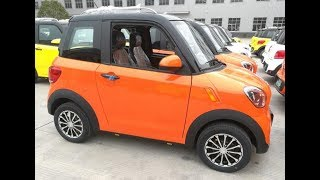 electric car today M1 type