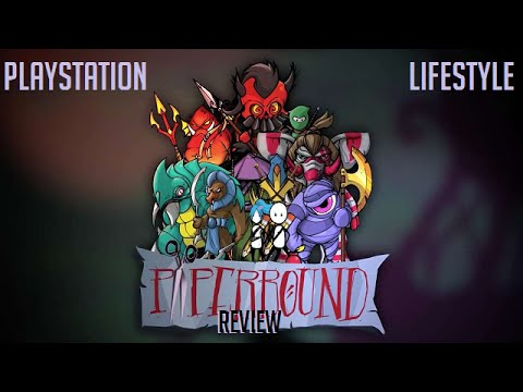 Paperbound Review - PlayStation LifeStyle