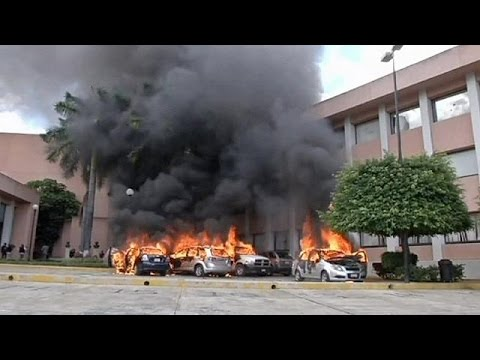 Mexico: Protests over missing students escalate