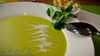 Крем-суп из брокколи. Быстро. Вкусно. Полезно. Подробный рецепт.
