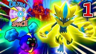 "Minecraft Pixelmon ULTRA SPACE Roleplay - ""HERE WE GO!?"" - Episode 1 (Minecraft Pokemon Mod)"