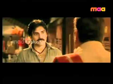 Pawan Kalyan Trisha Teen Maar Theatrical Trailer  Cinecorn video