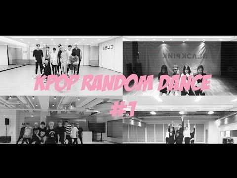 Kpop Random Dance Challenge Mirrorred #1