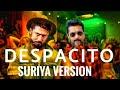 Surya in DESPACITO | Troll Remix |Akhil A S