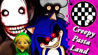 Creepypasta Land (Jumpscares and Cringe)
