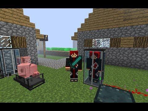 Minecraft обзор модов # 4. Клоны и немного GTA